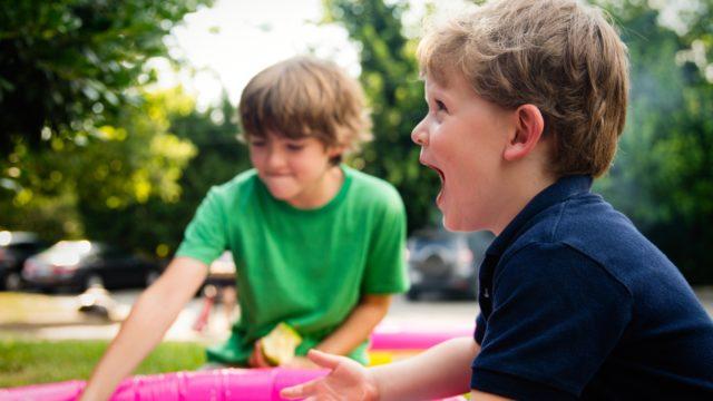 子どもが喜ぶバーベキューの遊び7選